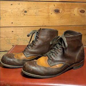 Unique wolverine 1000 mile boots- 11D